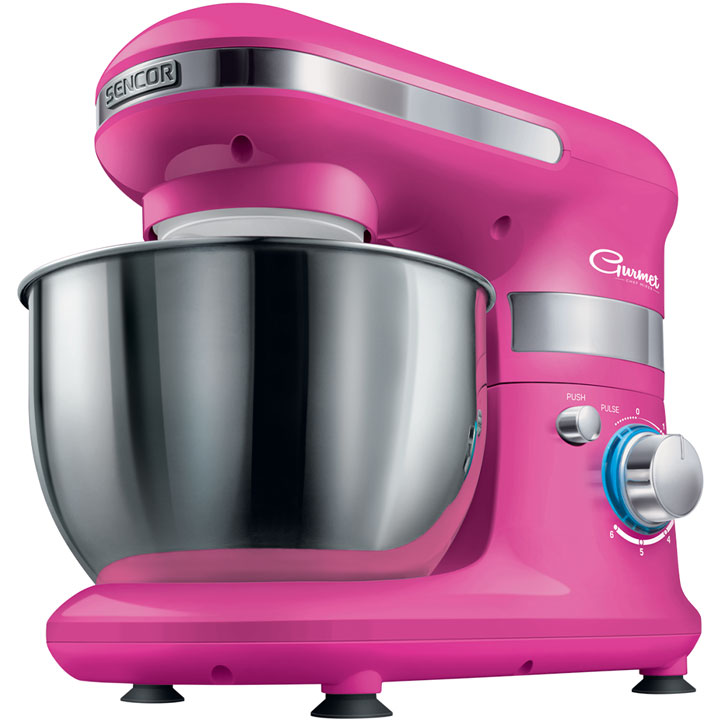 Sencor Stand Mixer in Rose