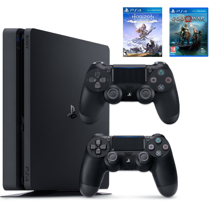 PlayStation 4 Slim 1 TB Bundle