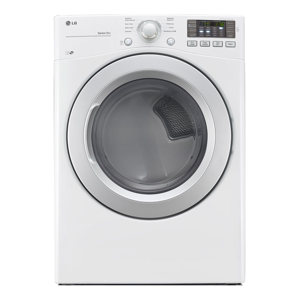 LG Dryer 7.4 cu.ft. Ultra Large Capacity
