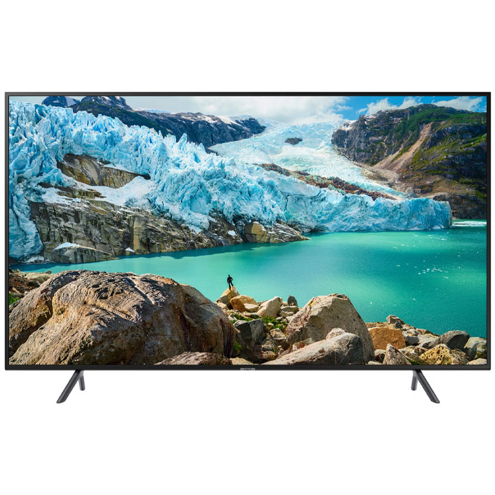 "Samsung 50"" Smart 4K UHD RU7100 TV"