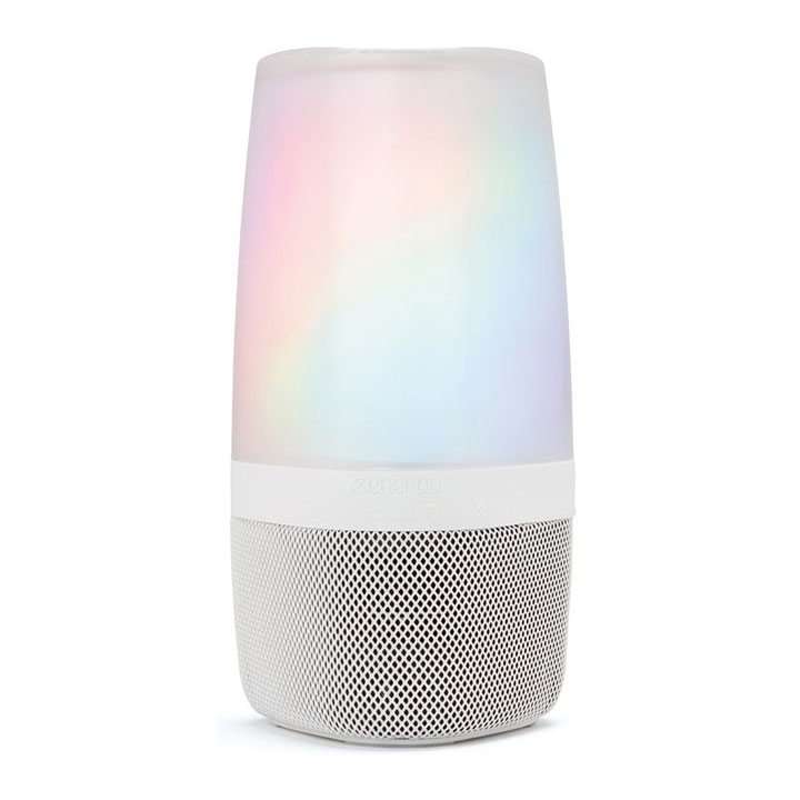 iHome Zenergy Aromatherapy Diffuser Bluetooth Speaker