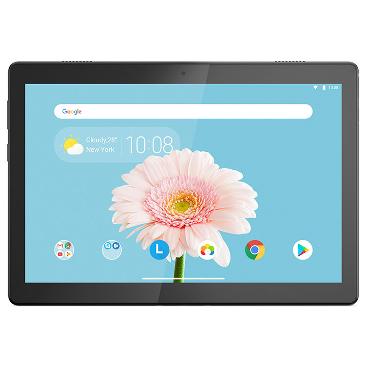 "Lenovo M10 REL 10.1"" Tab (Octa Core/1.8GHz/3GB of RAM/Android)"