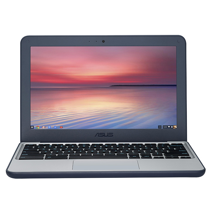 "Asus C202SA 11.6"" Chromebook (Intel Celeron N3060/1.6GHZ/4GB DD3)"