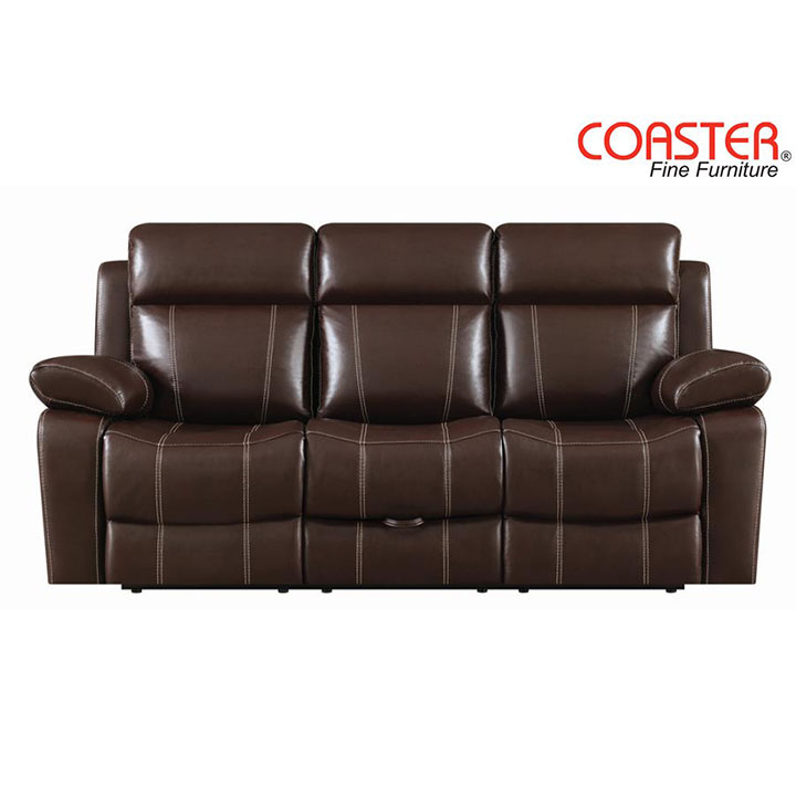 Myleene Reclining Sofa in Chestnut