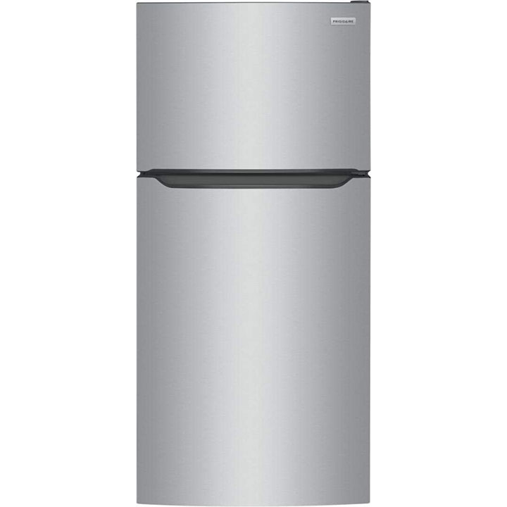Frigidaire 18.3 Cu. Ft. Top Freezer Refrigerator in Stainless Steel