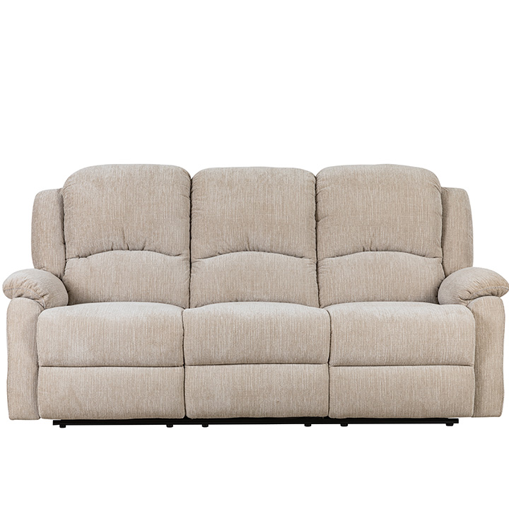 Crawford Recliner Sofa in Beige