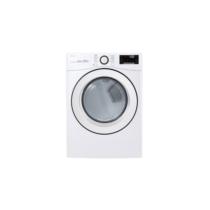 LG 7.4 cu. ft. Ultra Large Electric Dryer