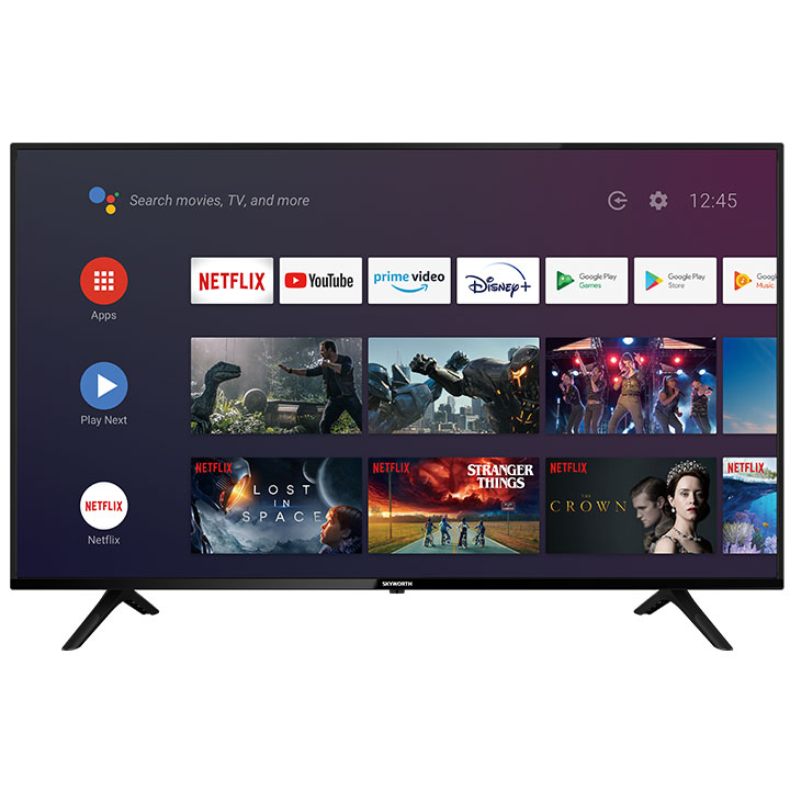 "Skyworth 55"" UC6200 4K UHD Smart TV"