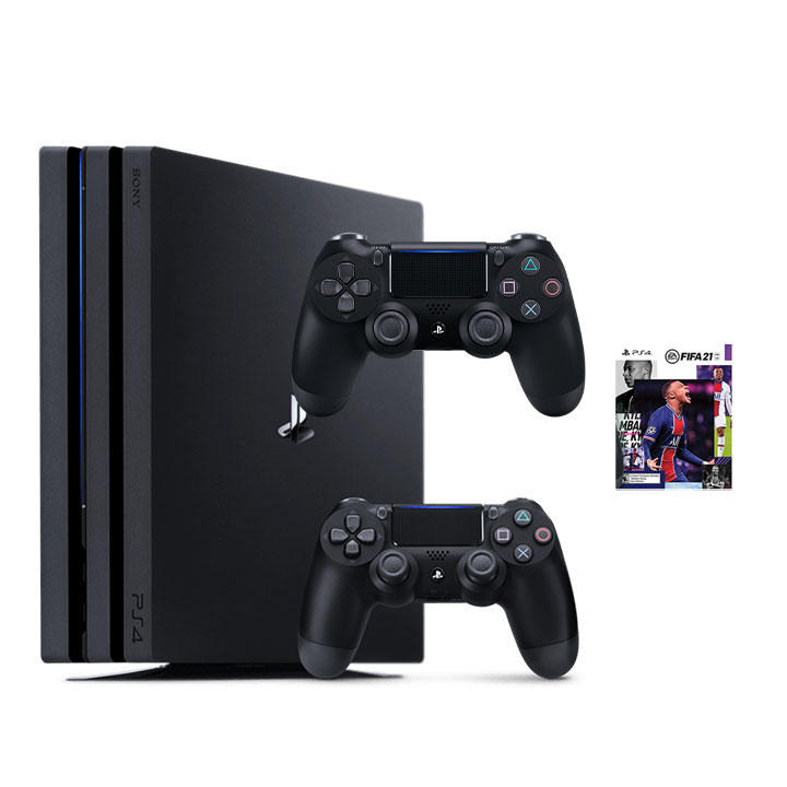 PlayStation 4 Pro Gaming Bundle