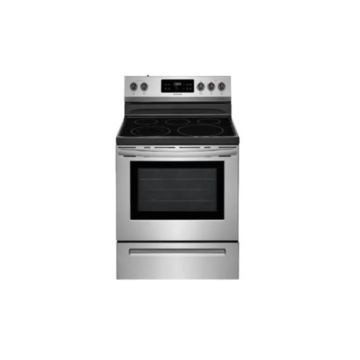 "Frigidaire 30"" Electric Range - Stainless Steel"