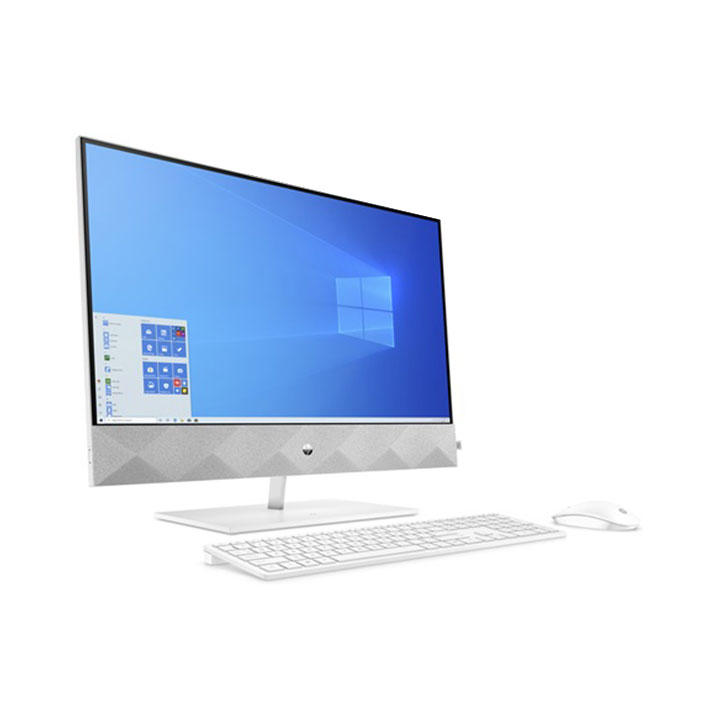 "HP Pavilion 27"" AIO 27-d0409 Touchscreen Desktop (R3 4300U/16GB DDR4/512GB/Win 10)"