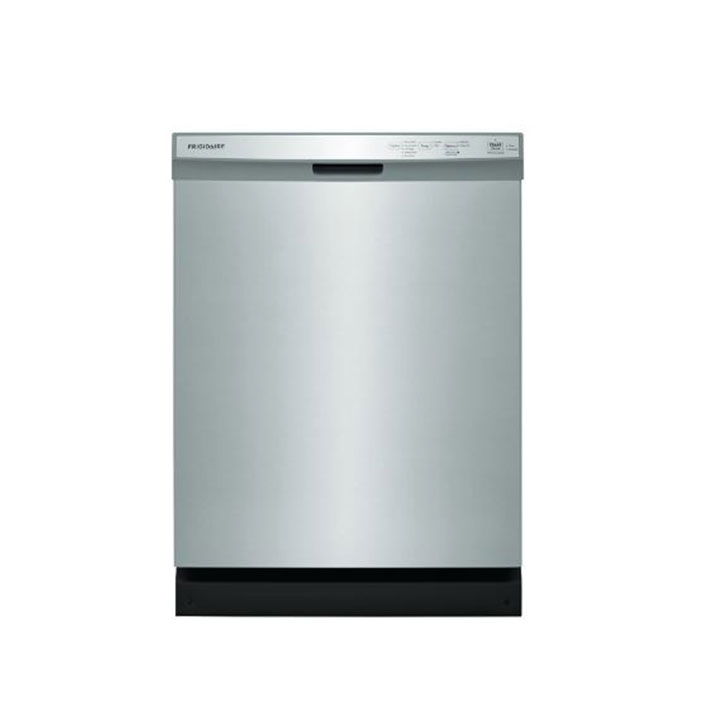 "Frigidaire 24"" Built-in Dishwasher in Stainless Steel"